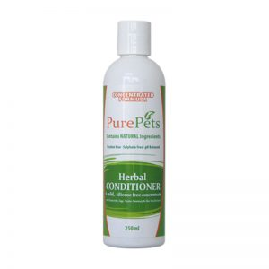Herbal Conditioner 250ml – PurePets