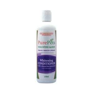 Whitening Conditioner 250ml - PurePets