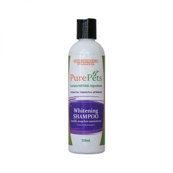Whitening Shampoo 250ml - PurePets