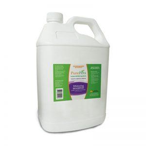 Whitening Shampoo 5Litres - PurePets